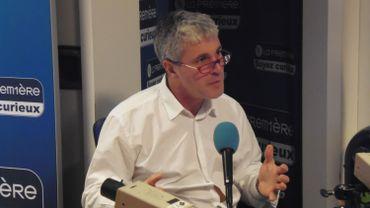 Paul Furlan, ministre wallon des Pouvoirs locaux, du Logement, de la Ville et de l'Energie, était l'invité de Matin Première ce jeudi