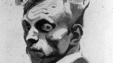 Autoportrait de Léon Spilliaert