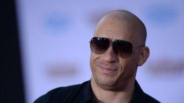 """L'acteur américain Vin Diesel reviendra par ailleurs prochainement dans d'autres suites de films: """"Riddick"""", """"Baby-Sittor"""" ou encore """"Fast and Furious""""."""