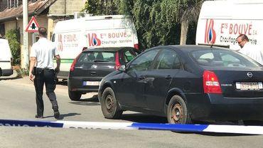 Violente attaque à main armée ce mardi matin chez le chauffagiste Bouvé à Ghlin