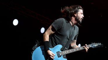 Le week-end des Foo Fighters…