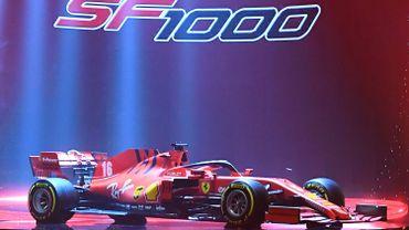 Ferrari présente la SF1000, et croit au titre