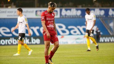 Théo Bongonda commencera la prochaine saison par une journée de suspension