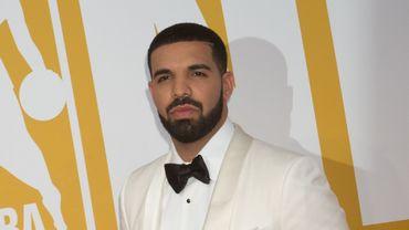 Drake, l'artiste le plus streamé sur Spotify depuis son lancement en 2008.