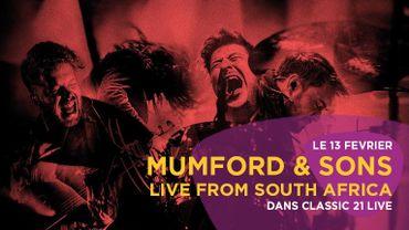 Mumford & Sons dans Classic 21 Live