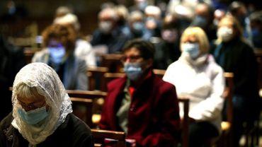 Coronavirus : l'Eglise attristée mais compréhensive quant à la suspension des célébrations religieuses