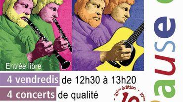 """10 ans de """"Pause culture"""" à Arlon"""