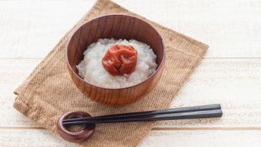L'aliment insolite de Candice: la pâte d'umeboshi