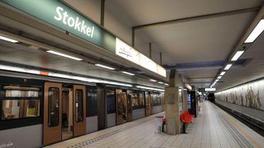 Bruxelles: Trois pannes de métro chaque jour sur le réseau Stib en 2018