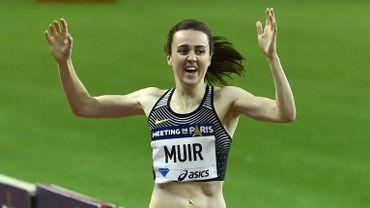 Record d'Europe du 3000 m pour Laura Muir à Karlshrue