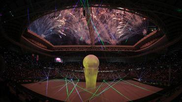 Le stade Al-Wakrah, qui a coûté 575 millions de dollars et peut accueillir jusqu'à 40.000 personnes, a accueilli jeudi la finale du championnat national.