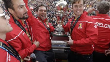 Les Red Lions rejoignent les finalistes pour le trophée d'Equipe de l'année