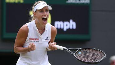 ANGELIQUE KERBER - Wimbledon 2018