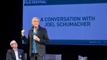 Le réalisateur de Batman Joel Schumacher est décédé à l'âge de 80 ans