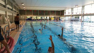 """Quand les hommes s'intéressent à la natation synchronisée: """"c'est loin d'être un sport de fillette!"""""""