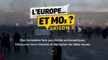 """""""L'Europe et moi"""" décrypte les idées reçues des eurosceptiques"""