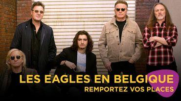 Vos places pour les Eagles