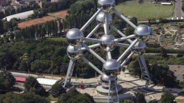 L'Atomium a accueilli son 8 millionième visiteur depuis sa réouverture en 2006