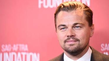 """Leonardo DiCaprio est cité aux Golden Globes 2016 pour le film """"The Revenant"""""""