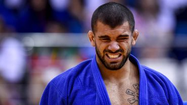 Euro judo : Toma Nikiforov et Sophie Berger éliminés dès le 1er tour