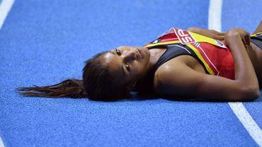L'IAAF n'homologue pas le record du monde junior de Nafissatou Thiam