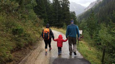 Partir en altitude avec ses enfants: y a-t-il des risques?