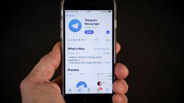 Un tribunal de Moscou a ordonné vendredi le blocage de la messagerie Telegram.