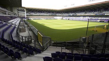 Le stade Vanden Stock rénové pour accueillir la C1