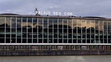 """Tempêtes: le Palais des Congrès de Liège devient """"le Palais des con""""..."""