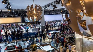 Le premier week-end de la 95e édition du Salon de l'Auto de Bruxelles a attiré 86 000 personnes au Heysel.
