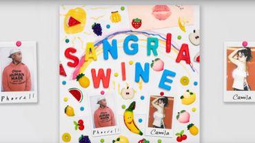 """""""Sangria Wine"""", de Pharrell Williams et Camila Cabello"""