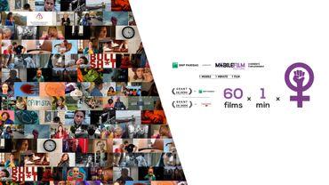 Mobile Film Festival: des films d'une minute réalisés sur smartphone pour parler des femmes