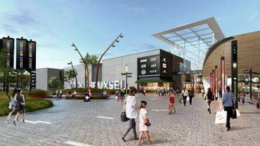 """Au final, le futur centre commercial Dockx Bruxsel ne créera """"que"""" 500 ou 600 emplois..."""