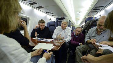 Sur le chemin du retour de sa visite de trois jours en Iran, le vice-premier ministre Didier Reynders (MR) a notamment réagi aux accusations du président burundais.