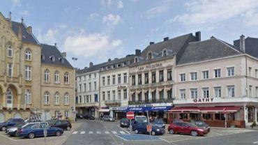 Il n'y aura pas de consultation populaire à Arlon à propos du parking souterrain sous la place Léopold.