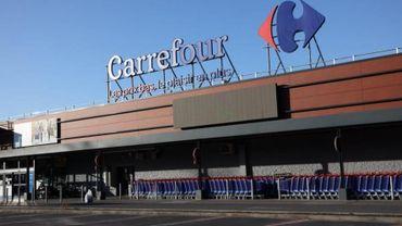 Carrefour : prix en baisse VS prix en hausse