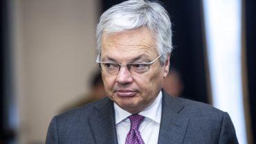Fonds libyens – La lettre transmise par Reynders comporte une liste erronée