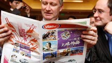 Coronavirus: les journaux Vlan de retour dans les boîtes aux lettres le 3 juin