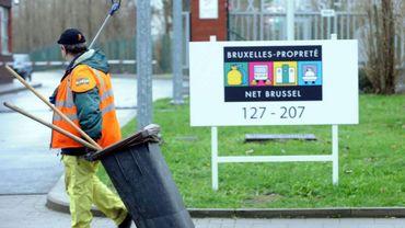Le tribunal du Travail parle de comportement fautif, d'insuffisance, d'inertie dans le chef de Bruxelles-Propreté (illustration).