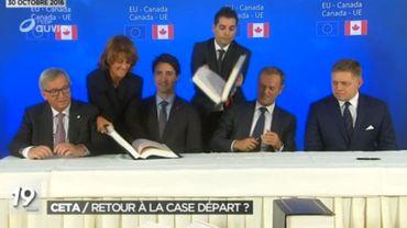 L'Europe et le Canada ont signé, il y a tout juste un mois, un accord d'échange économique. Et déjà la polémique s'installe.
