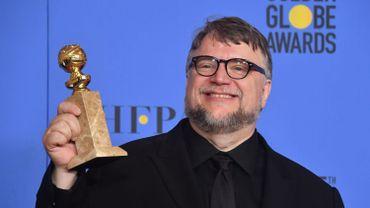 Guillermo Del Toro aux Golden Globe Awards