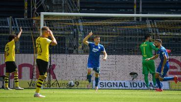 Déjà en vacances, le Borussia Dortmund humilié par un quadruplé de Kramaric