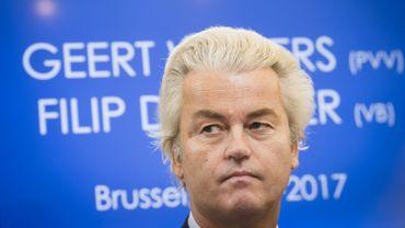 Pays-Bas: le député d'extrême-droite Wilders de retour devant les juges