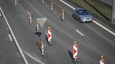 Le nombre d'accidents dans les chantiers routiers explose