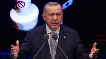 Erdogan met en garde contre une résurgence du terrorisme en cas de chute du pouvoir libyen