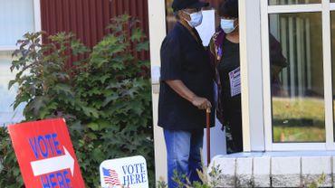 Présidentielle 2020 aux Etats-Unis: plus de 18millions d'Américains ont déjà voté