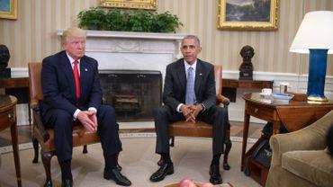 Barack Obama accueille Donald Trump à la Maison Blanche: suivez le direct