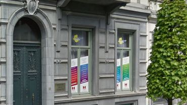 L'Hôtel Hèle construit au XIXème siècle, abrite la Maison de la Francité.