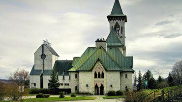 A la rencontre des moines bénédictins de l'Abbaye de Saint-Benoît-du-Lac, Québec