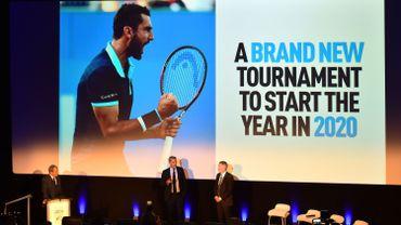 L'ATP frappe fort avec 15 millions de dollars pour sa compétition par équipes